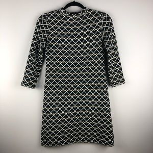 Dolce Vita Printed Sweater Dress - Size XS